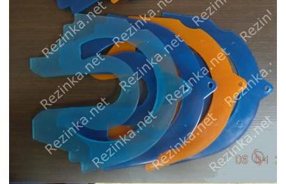 Прокладка сеялки МС 8 П0056393
