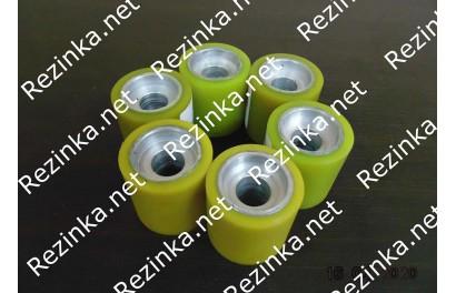 Бандажное ведущее колесо для штабелеров Размеры 200 - 85 мм Jungheinrich 27601970